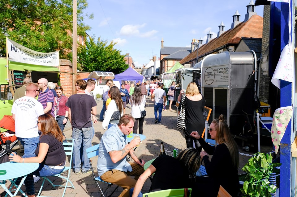 Newmarket Food and Drink Festival