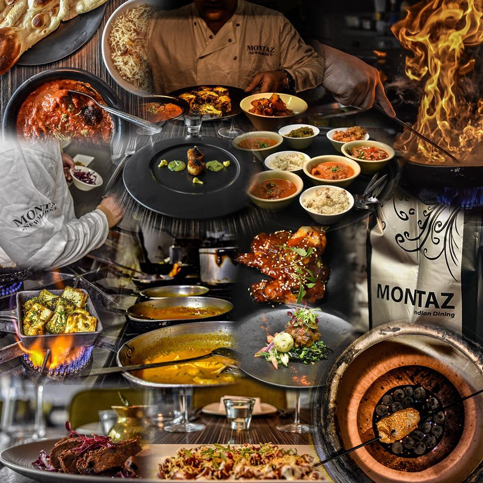 Montaz Re-Opens For Collection