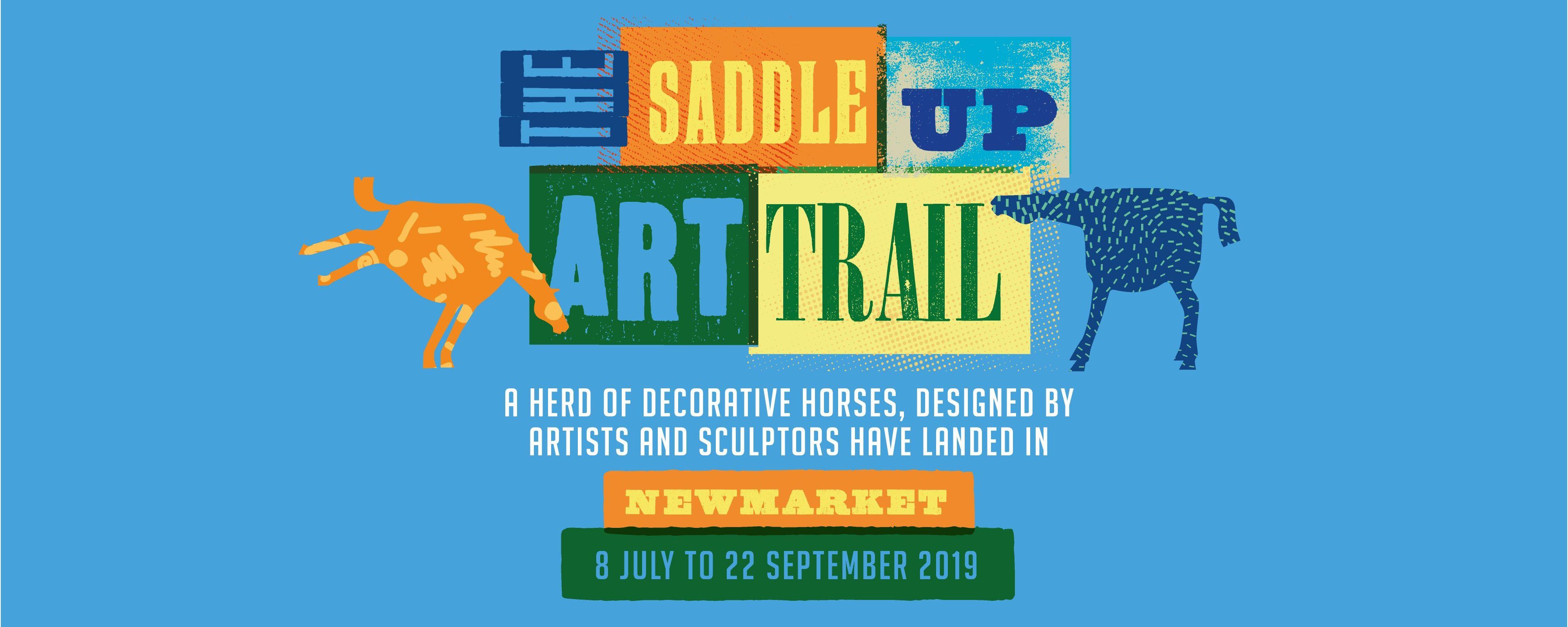 Saddle Up Art Trail