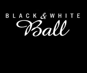 Newmarket Day Centre Black and White Ball