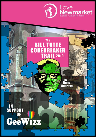 Bill Tutte Codebreaker Trail