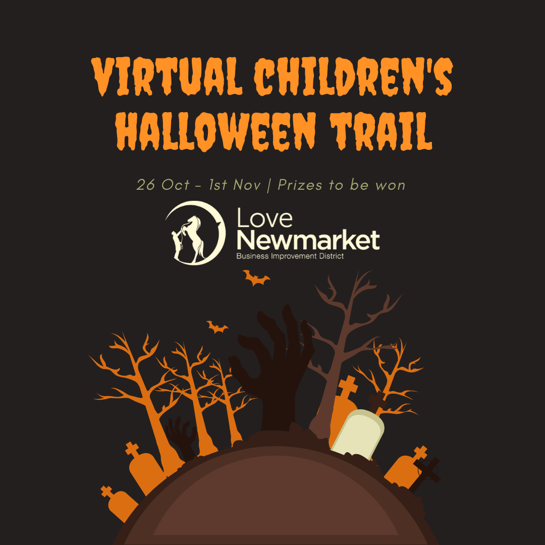 Love Newmarket's Virtual Halloween Trail