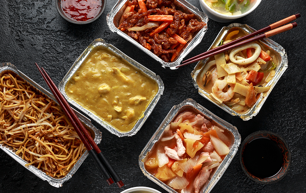 Golden Bowl Chinese Takeaway