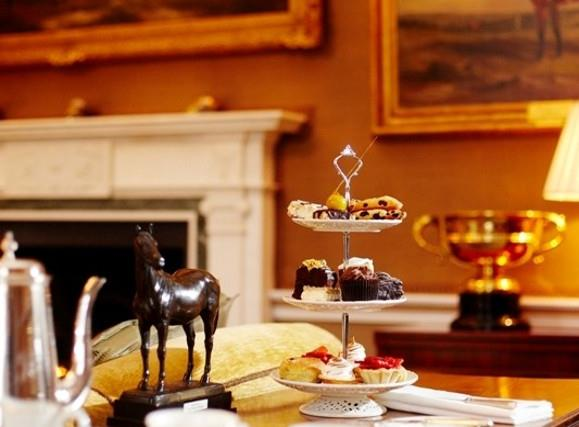 Champagne Afternoon Tea & Tour