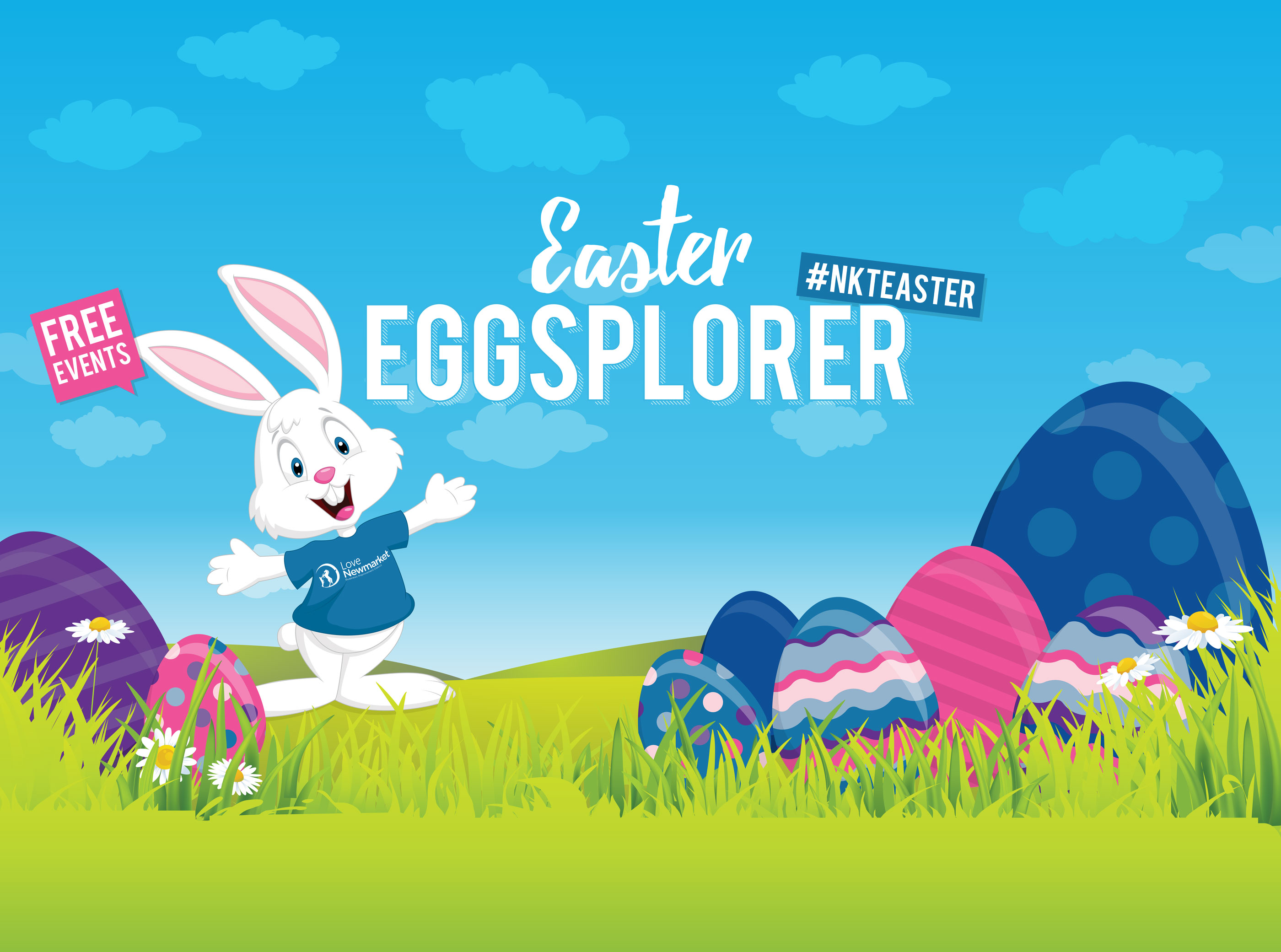 The winners of our Eggsplorer Easter Trail!