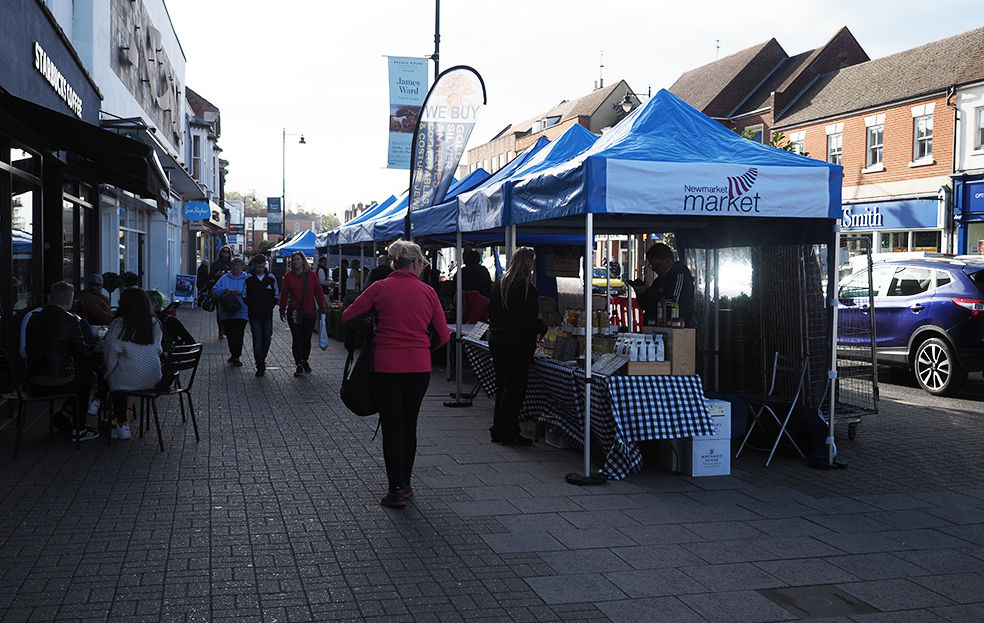 Newmarket Market