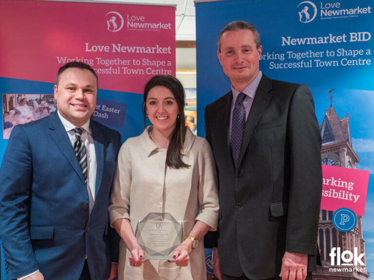 Love Newmarket's Service Excellence Awards