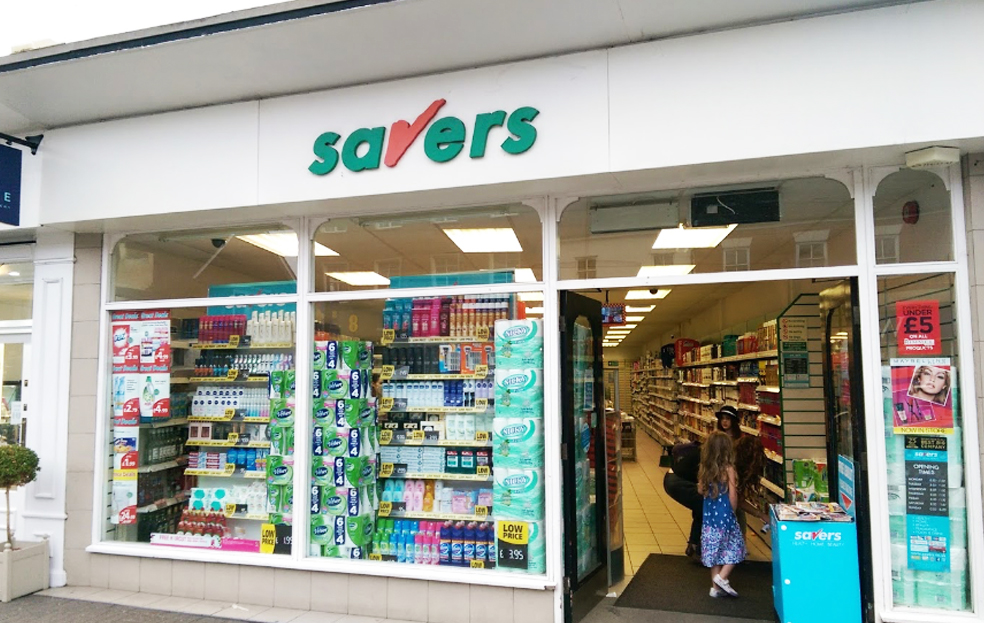 Savers Health and Beauty