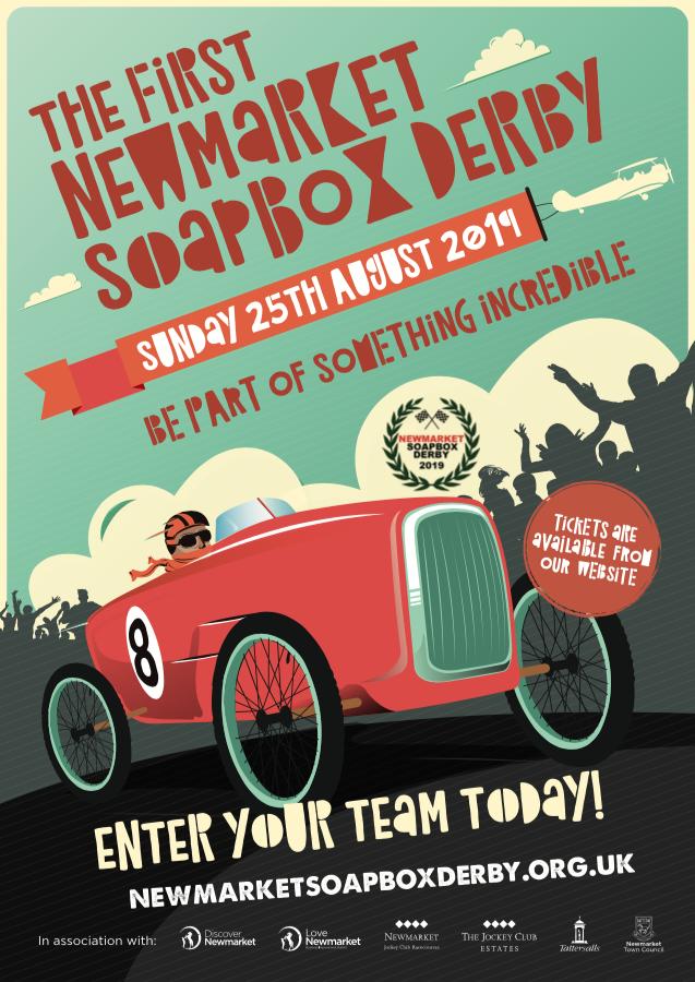 Newmarket Soapbox Derby 2019