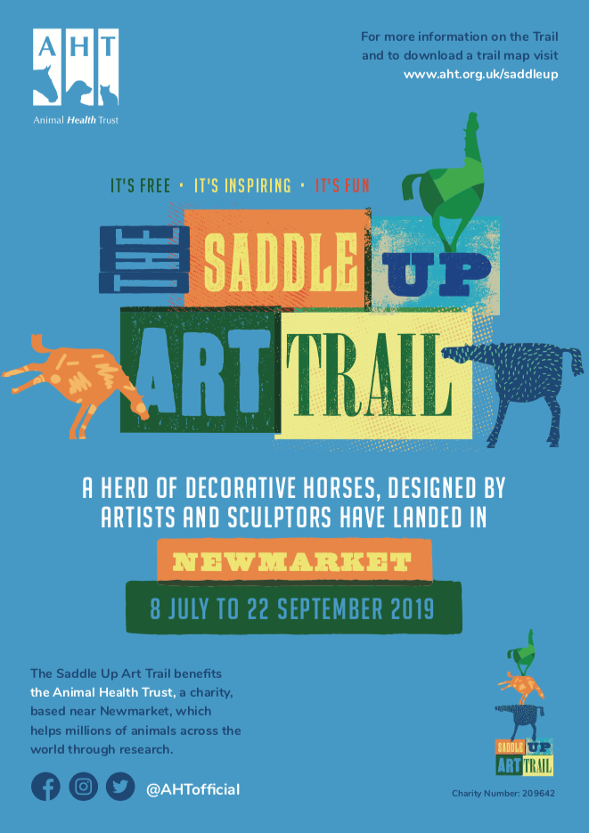 The Saddle Up Art Trail
