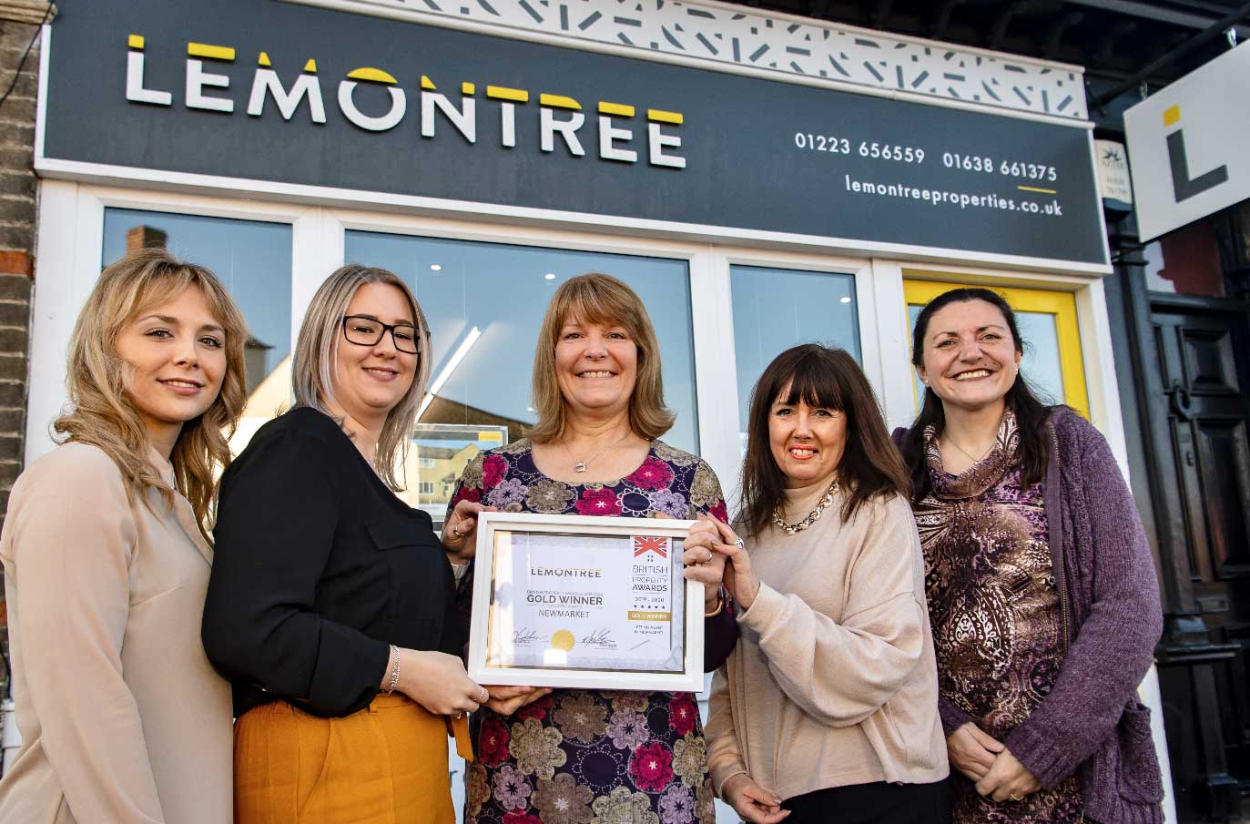 Gold Standard For Lemontree Properties
