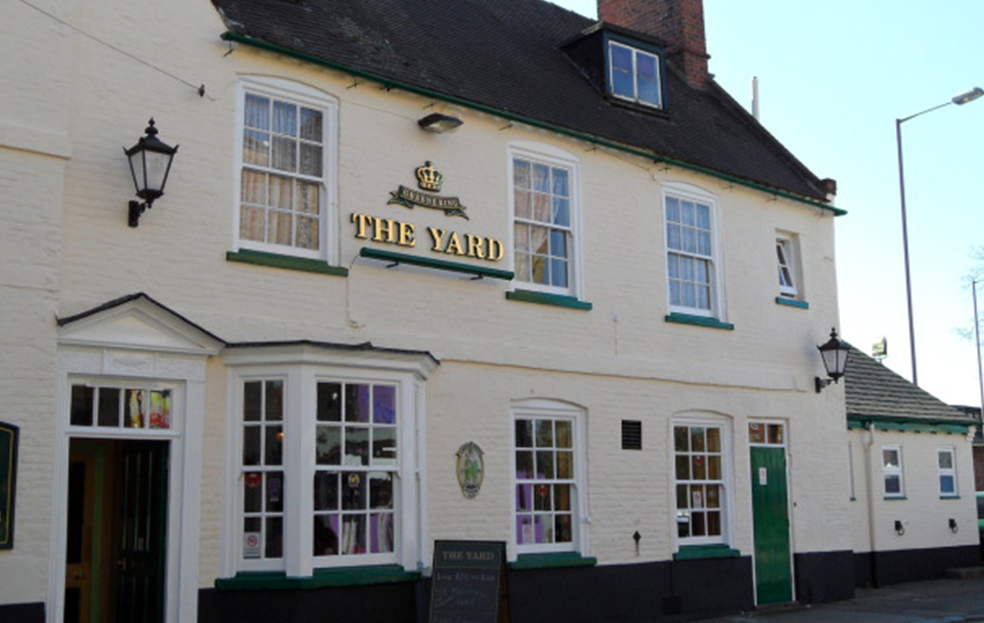 The Yard Pub