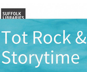 Tot Rock & Storytime