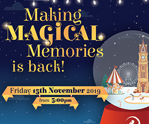 Making Magical Memories 2019