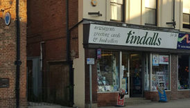 Tindalls Newsagents & Booksellers