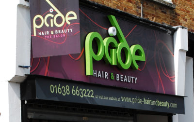 Pride Hair and Beauty