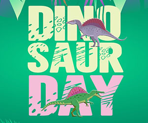 Dinosaur Day at The Guineas Shopping Centre