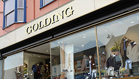 Golding of Newmarket