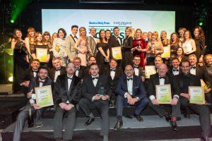 Bedford Lodge Hotel Scoops Award