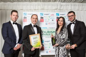 Bedford Lodge Hotel & Spa Scoops Top Prize