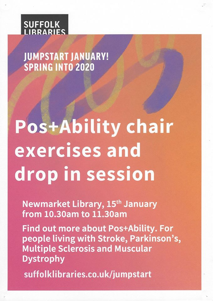 Pos+Ability Chair Exercises and Drop In Session