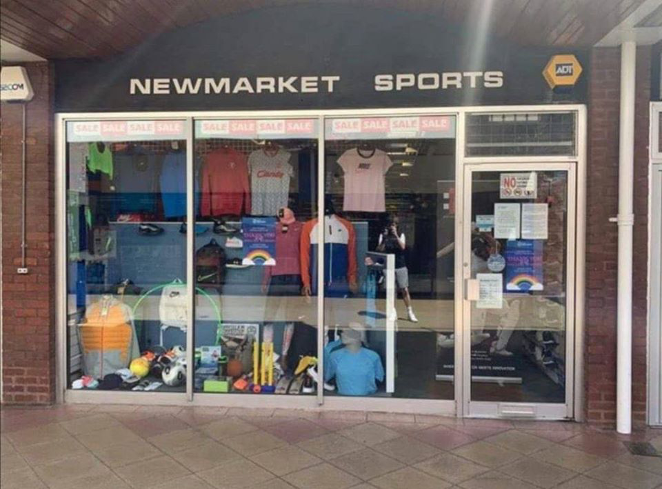 Newmarket Sports Opening