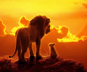 TRC Cinema Club Presents The Lion King
