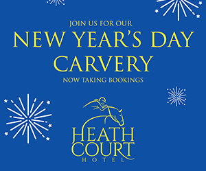 New Years Day Carvery at the Heath Court Hotel