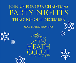 Party Nights at the Heath Court Hotel